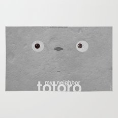 My neighbor Totoro  Rug