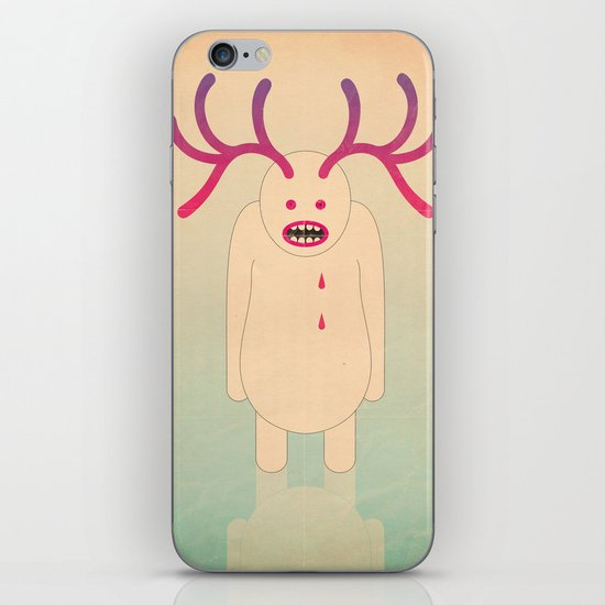 L come lago di sangue iPhone & iPod Skin