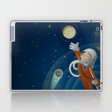 Space is the place Laptop & iPad Skin