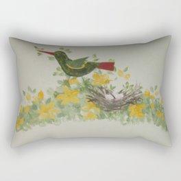PROUD MAMA Rectangular Pillow