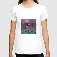 angels T-shirts featuring Angels' City by Klara Acel