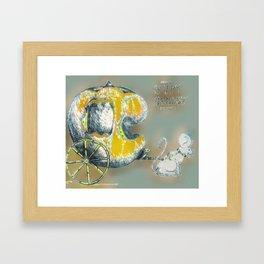 """"""" Harvest Mouse """" Framed Art Print"""