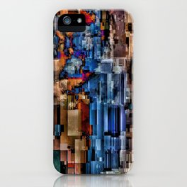 Wolf Puter iPhone Case