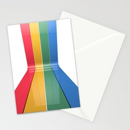 The Colors   Stationery Cards