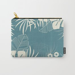 Tropical pattern 047 Carry-All Pouch