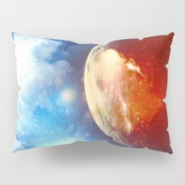 Sunsets on Mars are Blue Pillow Sham