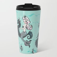 Pearla on Seahorse Travel Mug
