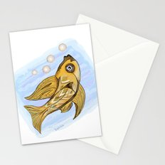 ABCD Goldfish Stationery Cards