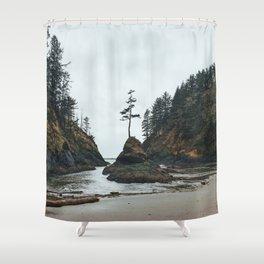 Dead Man's Cove Shower Curtain