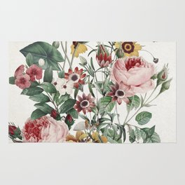 Romantic Garden Rug