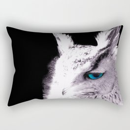 In sight of the owl  NEW VERSION!! Rectangular Pillow