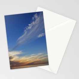 Whisper Clouds Stationery Cards