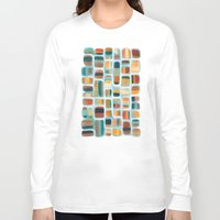 kandinsky Long Sleeve T-shirts featuring Color apothecary by Efi Tolia