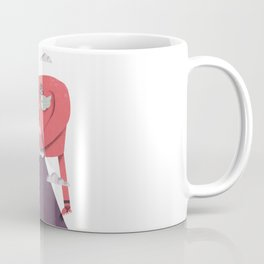 Rock Climber Coffee Mug