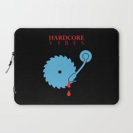 Hardcore Vibes Laptop Sleeve