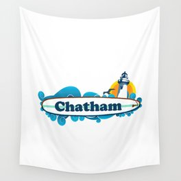 Chatham Ligthhouse  Wall Tapestry