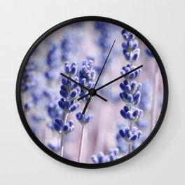 Lavender 0158 Wall Clock