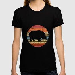 Hippo Retro T-shirt