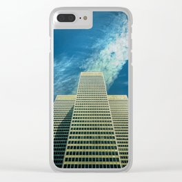 PVM Clear iPhone Case
