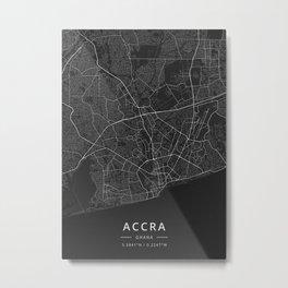 Accra Ghana Metal Print