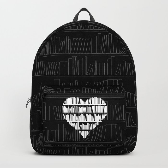 Book Lover Backpack