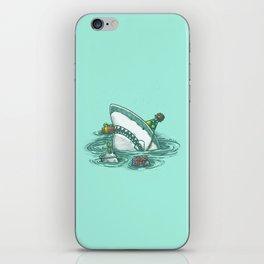 Happy Birthday Shark iPhone Skin