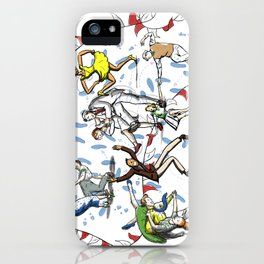 Hep hep! iPhone Case