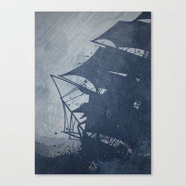 Assassin's Creed - Black Flag Canvas Print
