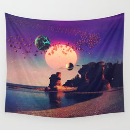 Inside a Dream. Wall Tapestry