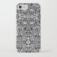 Zentangle  iPhone 7 Slim Case