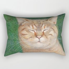 Sleepy Rectangular Pillow