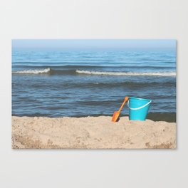 Fun in the Sun Canvas Print