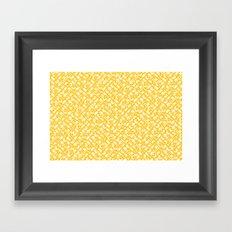 Control Your Game - Solar Power Framed Art Print