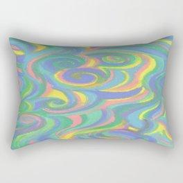 Number Eight  Rectangular Pillow