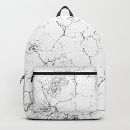 Old Wall Paint Pattern Backpack