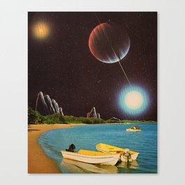Sky to Swim By Canvas Print