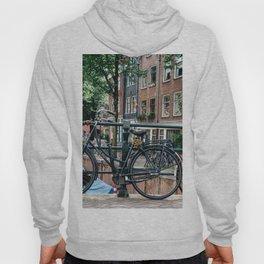Bicycles in Amsterdam Hoody