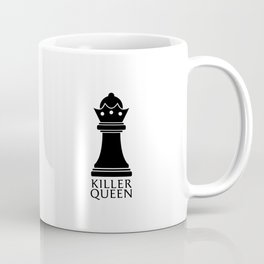 Killer Queen Black Coffee Mug
