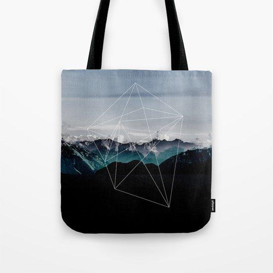 Mountains II Tote Bag