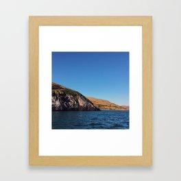 Taiaroa Head III Framed Art Print