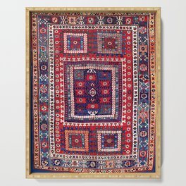 Karakecili Bergama Northwest Anatolian Rug Print Serving Tray