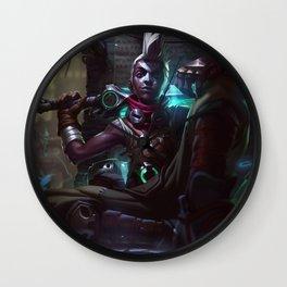 Classic Ekko League Of Legends Wall Clock