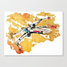 xwing Canvas Print