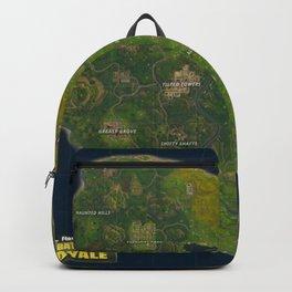 Fortnite battle royale map Backpack