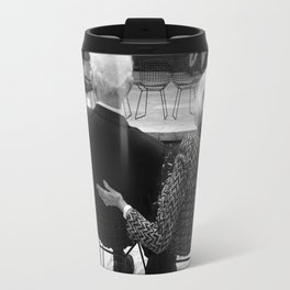 New York Love Story Travel Mug