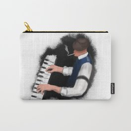 Piano singer Carry-All Pouch