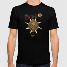 Lemarchand's Cube - Hellraiser MEDIUM Black Mens Fitted Tee