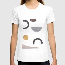 Minimalist Art, Abstract Print, Geometric Wall art, Geometric Poster, Minimalist Poster, Home Decor T-shirt