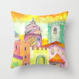 Fairy Tale Throw Pillow