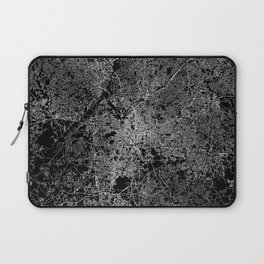 Atlanta map Georgia Laptop Sleeve